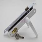 妙莱牌8525塑钢平开执手门锁