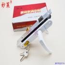 妙莱牌铝合金AA-3型执手门锁