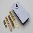 妙莱220地弹簧 /无框玻璃门铝合金门木门通用配件秒来地龙单缸单速